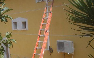 Electrofrio Castellón instala aire acondicionado en Oropesa