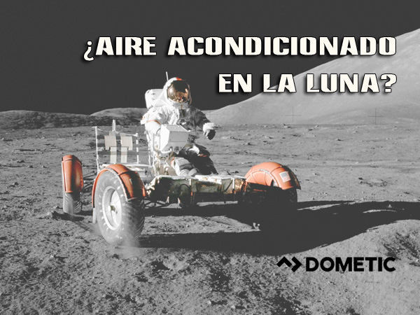 Aire acondicionado Dometic y la NASA