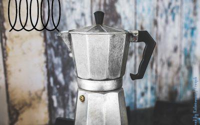 Cafeteras para cocinas de inducción