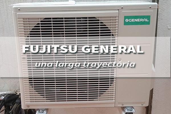 Fujitsu General tecnología en climatización
