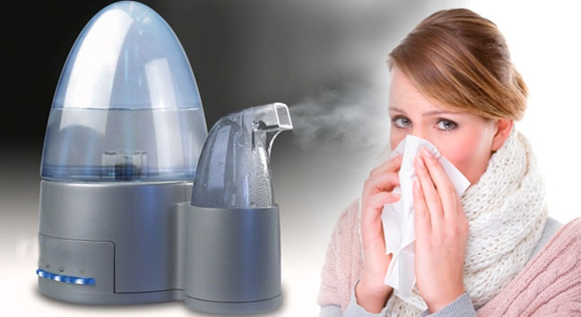 Humidificadores y las alergias