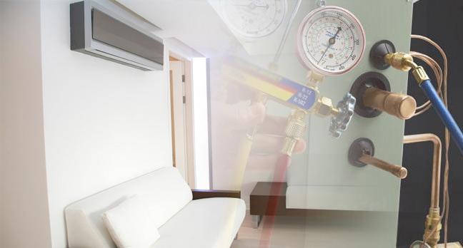 Montaje de aire acondicionado castellon