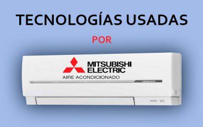 Mitsubishi Electric – tecnologías usadas en AACC